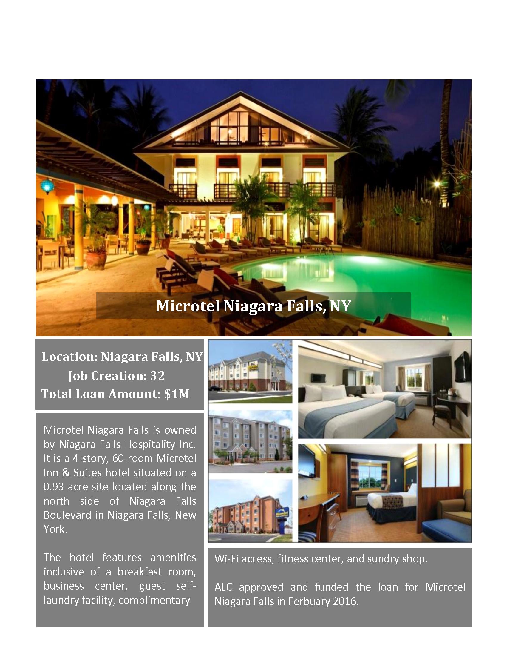 Microtel Hotel Niagara Fall