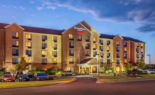 No. 41 TownePlace by Marriott, IN
