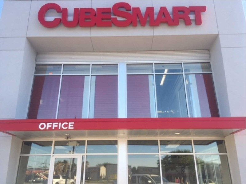 No. 63 CubeSmart Self-storage, TX