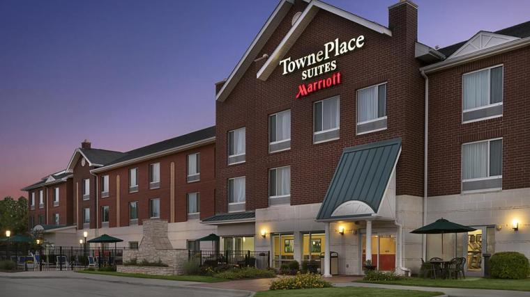 No. 71 TownePlace Suites by Marriott, NC