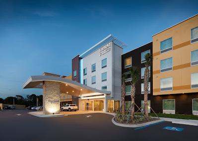 No. 59 Fairfield Inn & Suites, FL