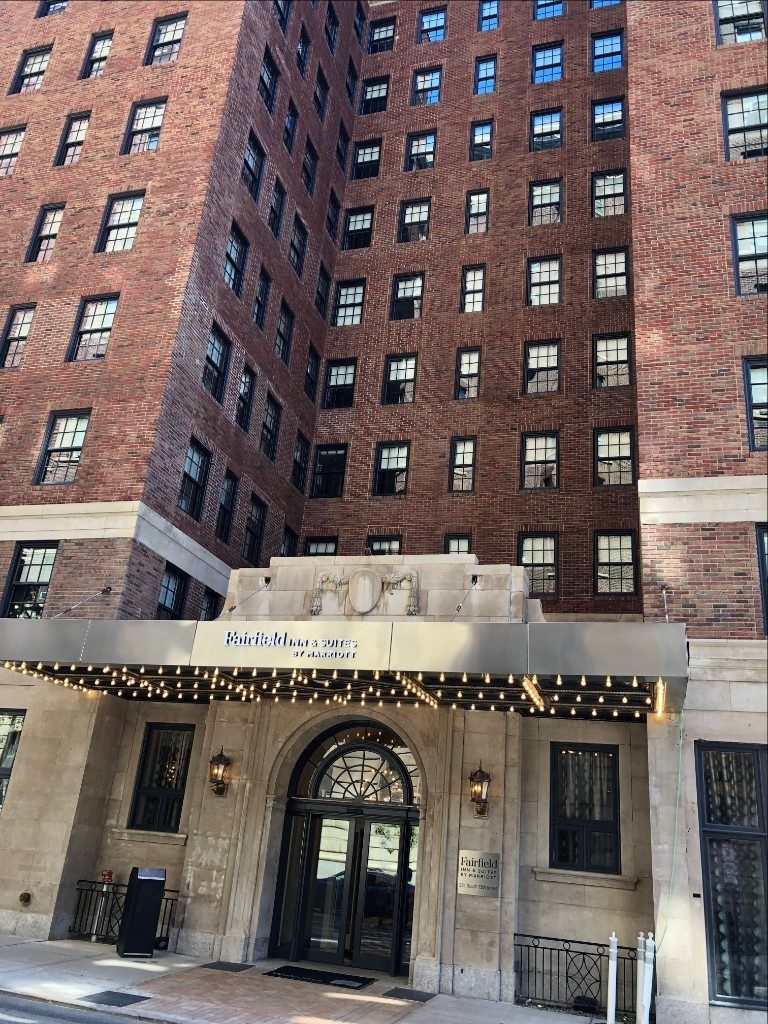 No. 34 Fairfield Inn & Suites, PA