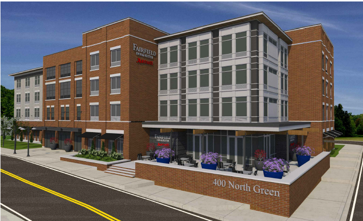 No.75 Fairfield Inn & Suites by Marriott, NC