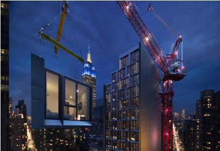No.77 AC Hotel by Marriott Manhattan, NY