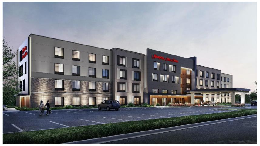 No. 80 – Hampton Inn & Suites, Phoenix, AZ
